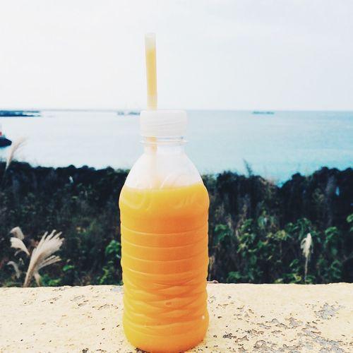 Mango Juice Fresh JEJU ISLAND
