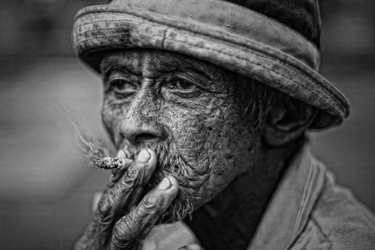 Portrait Human Face Close-up People Photographer Atmaja Photography