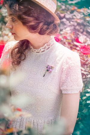 Girls Portrait Fashion Beauty Beautiful ♥ Beautiful Girl Vintage❤ Lace Dress