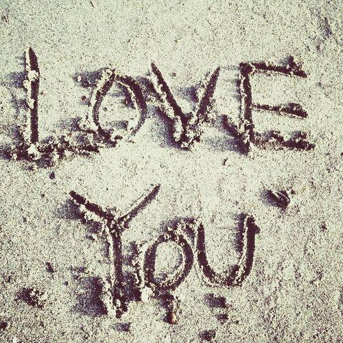 Love Beach Inspiration Hungout