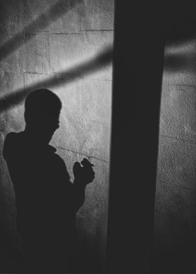 Shadow 2. BadAnimals Images..2015 Mobilephotography Takingphotos Washington, D.C. LGG4 Showcase:December Shadow Blackandwhite