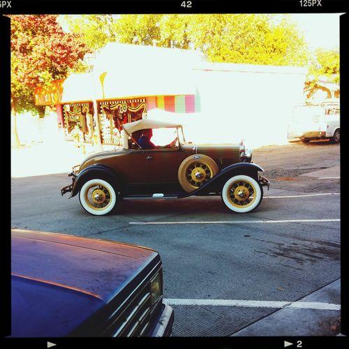 1920s Ford Modelt