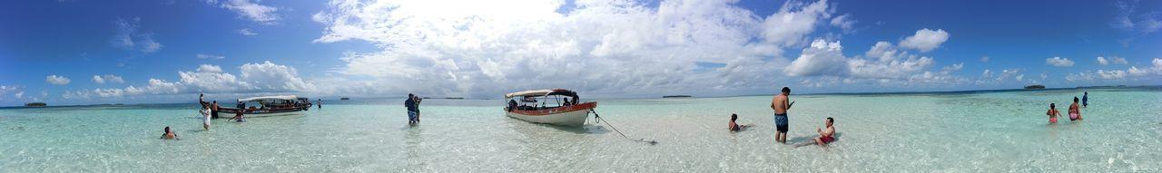 Piscina Marina Samsungphotography Samsung Galaxy A5 Samsunga5 Sinfiltro Sky Water Sea Conservation Nature EyeEmNewHere An Eye For Travel