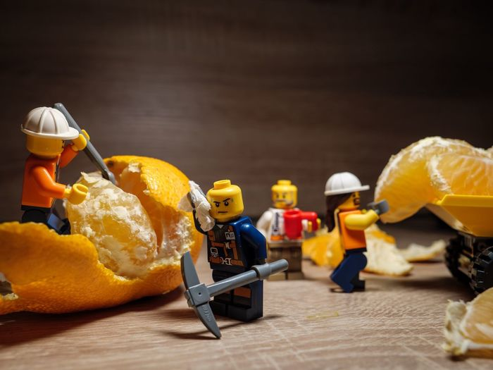 Lego at work