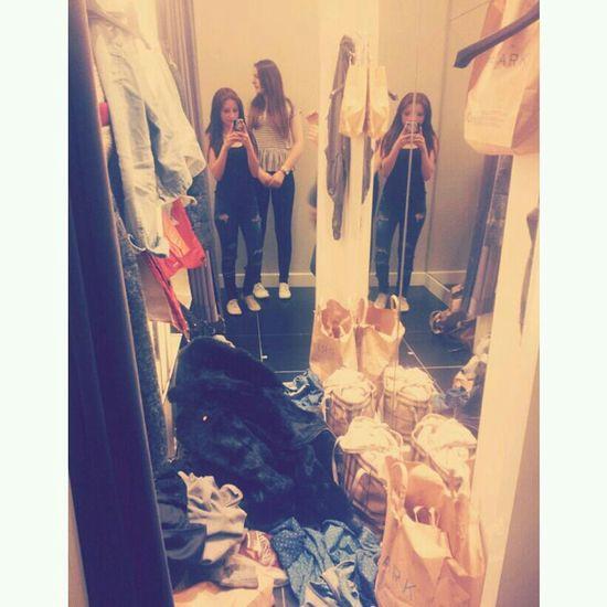 Kabine Shopping Me Peace ✌