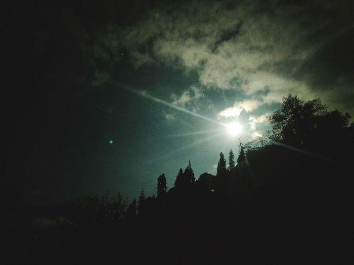 Night sky Night