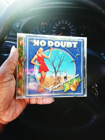 No Doubt is one of my favorite bands and Tragic Kingdom was the soundtrack to my teenage years and is still one of my top favorite albums ever! As you can see, the case has been through a lot but the CD still sounds/looks great (no scratches or skipping) YAY!🎸✌ No Doubt Tragic Kingdom Ska Favorite Band Favorite Album 20thanniversary Cd Nolstalgia Excuse Me Mr Just A Girl