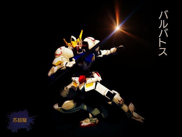 Barbatos Gundam by P4lsoe