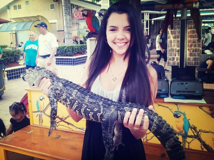 I want a baby gator ! Someone buy me one pleasee