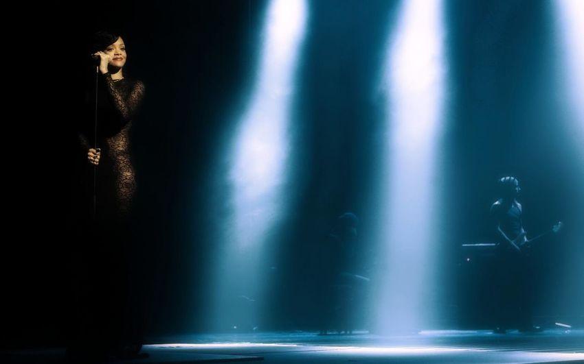 Rihanna Diamonds Xfactor Beautiful