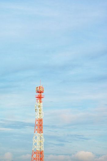 Communication Broadcasting Technology Global Communications Connection Tower Built Structure Satellite Dish Television Industry Antenna - Aerial Day Sky Business Finance And Industry Wireless Technology No People Outdoors Nature Business Architecture