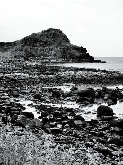 Northern Ireland Antrim Coast EyeEm Best Shots - Black + White Black And White Black & White Black And White Photography Eyeem Black And White Eyeem Northern Ireland Cgk Photography