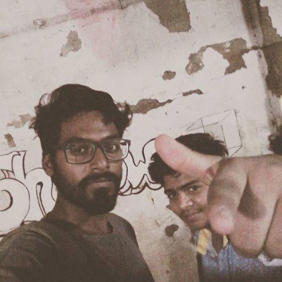 With 7bantais ka patel Dharavi Shadowbox