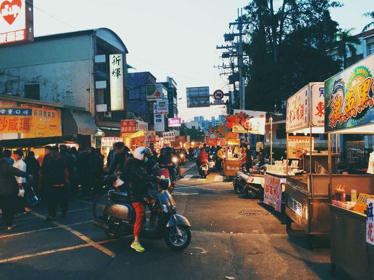 Taiwan Tainan Nihgt Nightmarket 台南 夜市 街 Streetphotography