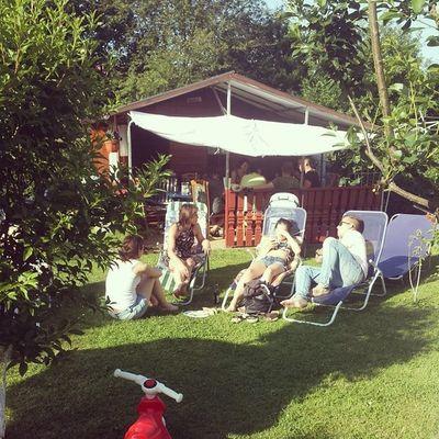 Family Grill Garten Party läuft bei uns :)