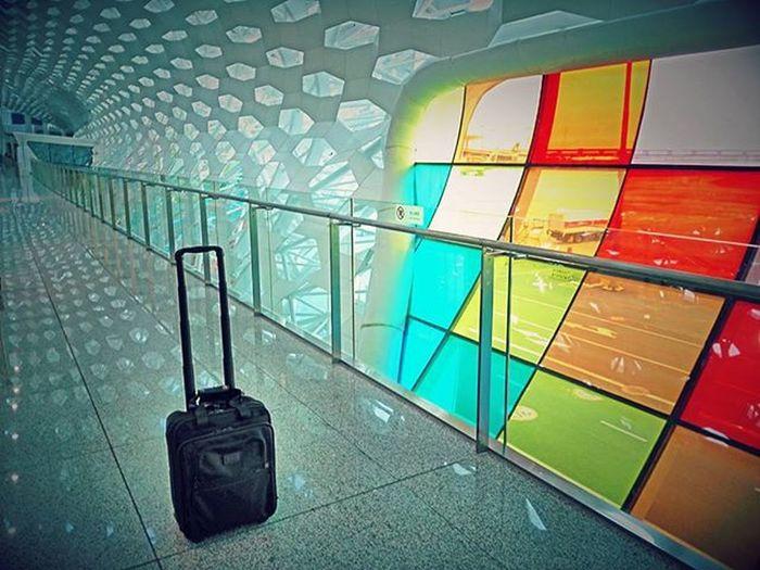 Tumiglobalcitizens ShenzhenAirport WorldBestAirport China Shenzhen