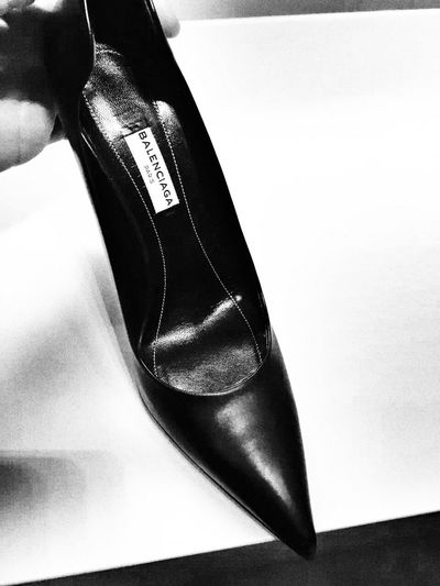 Beautiful Blackandwhite Balenciaga Sexyshoes HighHeels