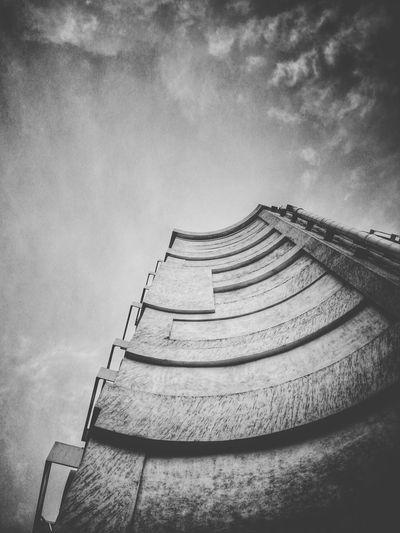 Up . Urban Geometry Eye Em Best Shots Popular Photos Black And White