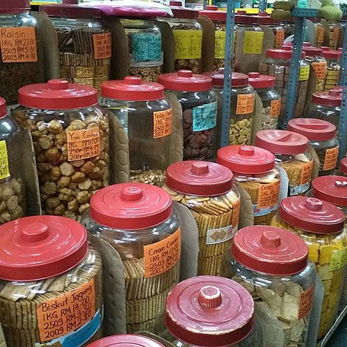 You've gotta feel Excited at your local Snackshop Tamanmelawati Kualalumpur malaysia onepicaday 1of365