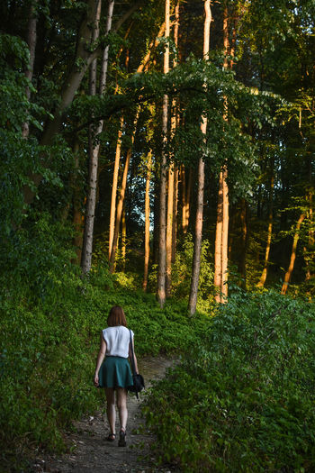 #Nature  #The Week On EyeEm Green The Week On Eyem Travel Adventure Forest Giner Greenskirt Lifestyles Ootd Outfit Roadtrip Woods