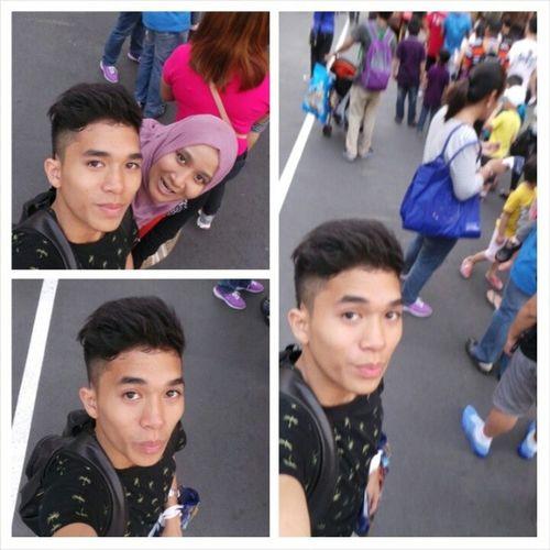 Selfie Uss Throwbacktime Nofilter w @ayrakamarudin :)
