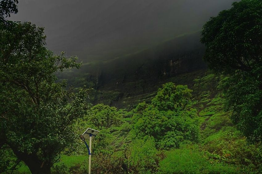 Awesome climate Trimbakeshwar
