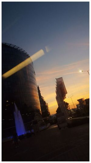Sunset Architecture No People Sky Skyscraper Outdoors Day Podgorica Montenegro Crnagora AtlasCapital Love By.Dalila 💫💫
