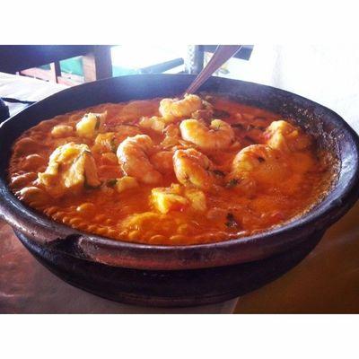 Moquecaaa! Culináriabaiana Camarao Azeitededendê Deliciosa MorrodeSãoPaulo Bahia