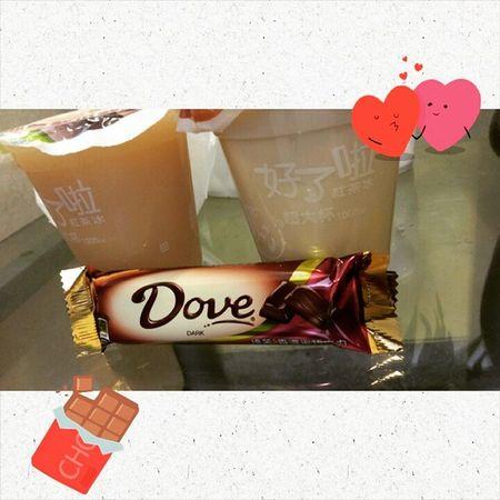 一種淡淡的哀傷314 只好自己嗨巧克力應景 證照 邁向 國際