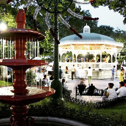 Parque de la Marimba, Tuxtla Gutiérrez. Chiapasmexico