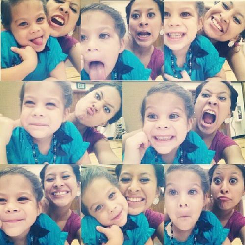 Hands down, I've got the cutest niece in the world Awesomeaunt Lovemyelliebug MyNiece Cutie