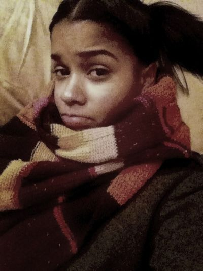 Too Cold Outside, Laying Down