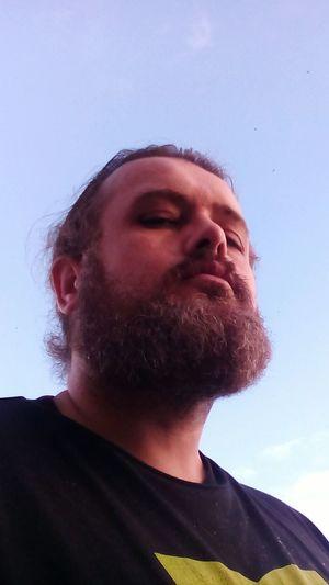 Beard One Man