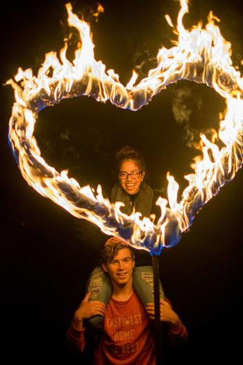 Love Fire Of Life EyeEmNewHere