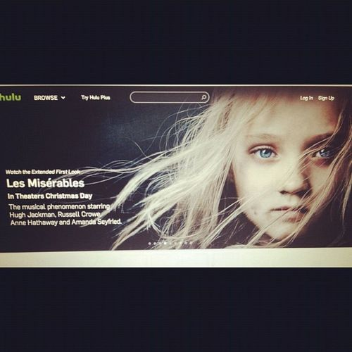 Les Miserables: A must watch!!! Ilovebroadwaymusicals Broadwaymusical Lesmiserables Hughjackman Russellcrow AnneHathaway AmandaSeyfried Fanofhughjackman Fanofrussellcrow Fanofannehathaway Fanofamandaseyfried