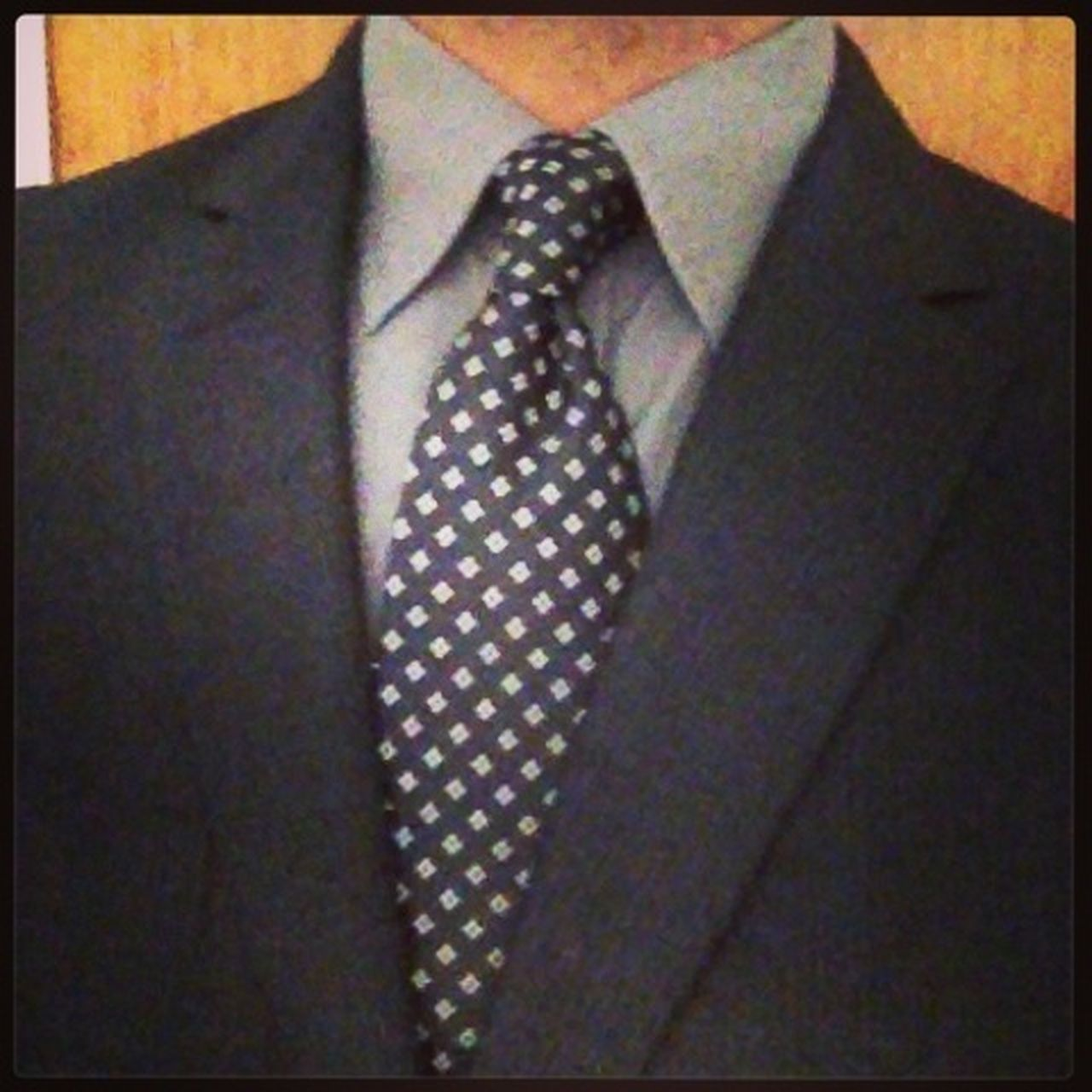 formalwear, necktie, indoors, standing, close-up, men, well-dressed, day, one person, people
