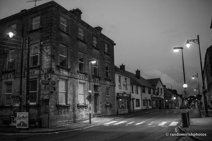 Ballinrobe, Co Mayo. EE_Daily: Black And White Randomirishphotos  Discover Ireland Eye4black&white