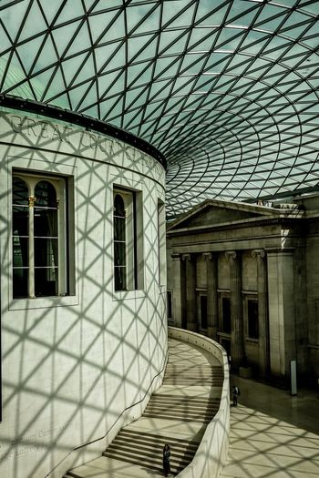 British Museum Museum London Architecture Architecturelovers Architecturephotography Sun Shadows Shadow Shadows & Lights Photo Photography Photooftheday Photo Of The Day Fuji Fujifilm_xseries Fujifilm X-E2 LONDON❤ Stairs Colour Check This Out Hello World Taking Photos Enjoying Life Hanging Out