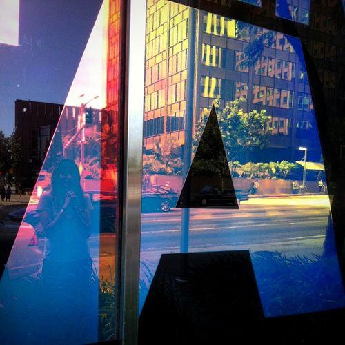 Los Angeles Los Ángeles Westwood Getting In Touch Art Museum Keepwalkin