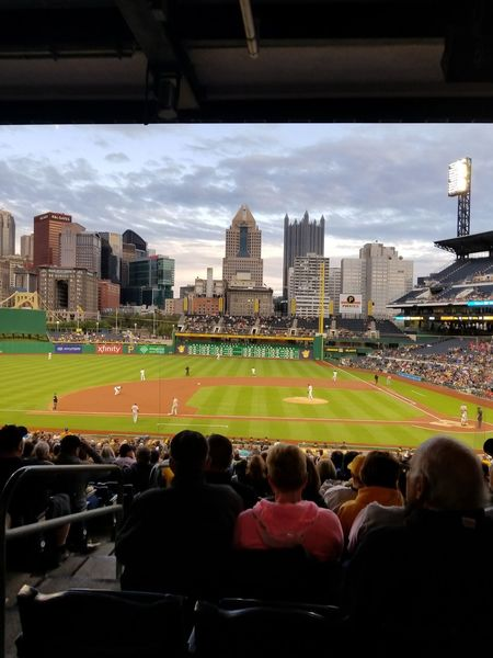 Architecture Stadium Urban Skyline Large Group Of People Travel Destinations Cityscape City Built Structure Building Exterior Sport Cityscape Fan - Enthusiast Sky Sports Venue Skyscraper Sports Event  Outdoors People Day Match - Sport Pennsylvania Sports Team Pittsburgh PNC Park Pittsburgh Pirates Colour Your Horizn