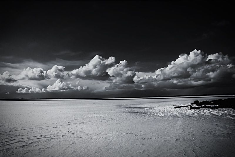 Black And White Friday Cloud - Sky Sky Nature Sea Tranquility Scenics Beauty In Nature Water Tranquil Scene No People Outdoors Day Horizon Over Water Amazing Nature Canon Tranquility Finland Lake Beauty In Nature Relax Horizon Over Land