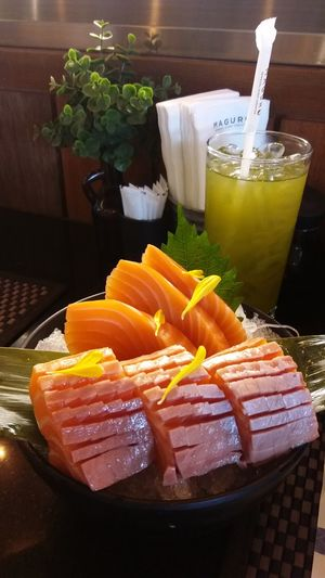 Salmon yummy👍 Salmonsashimi Food And Drink Food Freshness Healthy Eating Drink SLICE Ready-to-eat Salmon Dish Japanesefoods Japanese Style Superyummy Super Yummyfood Yummy salmon sashimi yummy foodstagram foods Japanese Food japanesefood Foodstagram Foodstylife Food Photography Foodphotography Foods