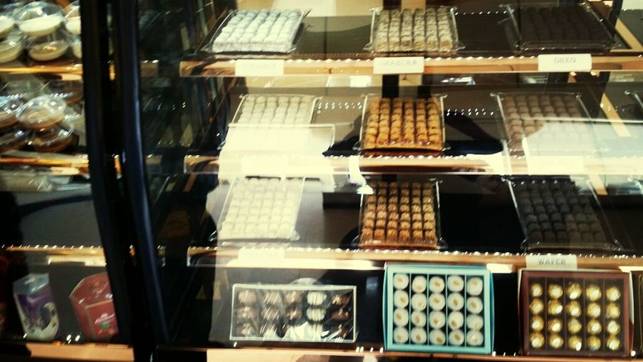 So Many Options Food Chocolate Candy