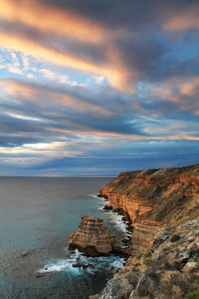 Australia Beach Beauty In Nature Sunset Tranquil Scene West Australia Landscapes With WhiteWall