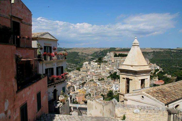 Italy Sicilia Ibla Architecture Travel Travel Destinations History Tourism City Building Exterior Vacations
