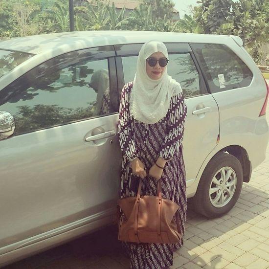 Happy National Batik Day 😍😊 OOTD♥ Localproduct Damniloveindonesia Batikday Motifparang Eyeemindonesia Photooftheday