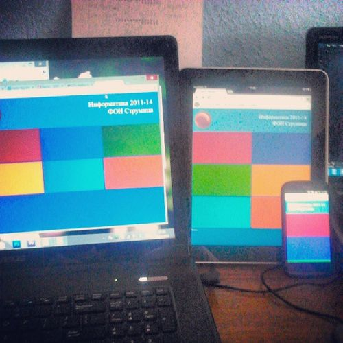 Html CSS Javascript Responsivedesign