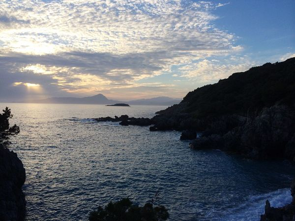Marina di Maratea (Calabria-Italia) Photo Enjoying The Sun Sea Sea And Sky Sea View Waves Wave Italia Italy Life Is A Beach