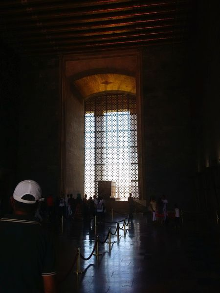 Turkey Ankara Anitkabir Museum Atam rahat uyu. Old Buildings Atatürk Learn & Shoot: Single Light SourceThe famous Window off Anitkabir