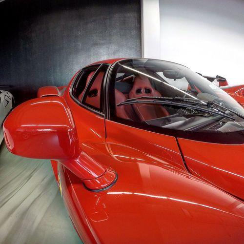 Taking Photos Ferrari Enzo Red Italian Car Cars Best  Limitededition
